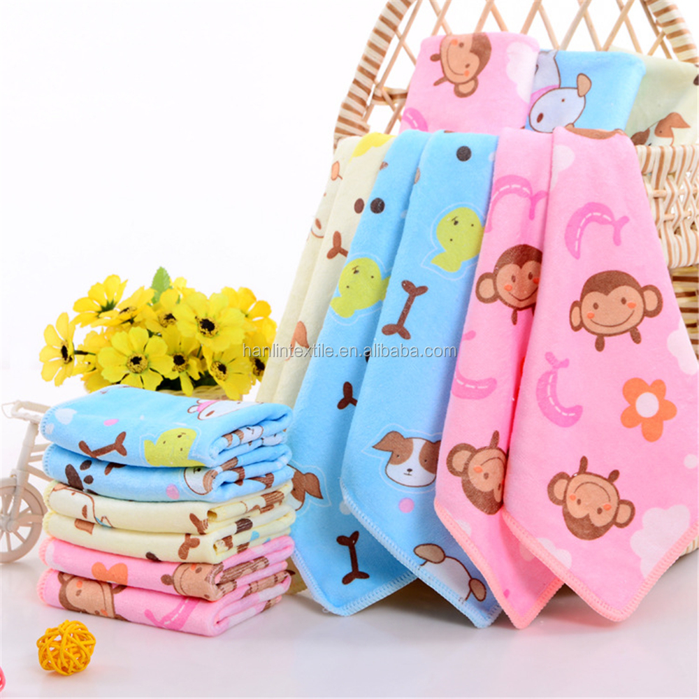 Children Cotton Towels Towels Baby Handkerchief