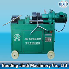 high quality automation building machine rebar thread rolling machine