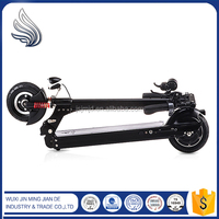 foldable mobility 2 wheel hand brake kids kick scooter bike
