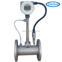 DH800 high pressure natural gas liquid intelligent vortex flow meter