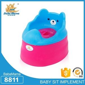 Promotional various durable using portable travel potty,inflatable potty