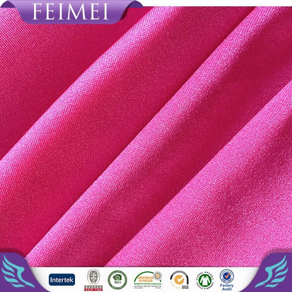 Stretch ponti roma rayon nylon knit fabric wholesale