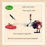 manual agriculture hand type garden grass trimmer