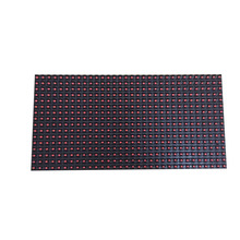 Good price p10 led module,long durability led screen module p10