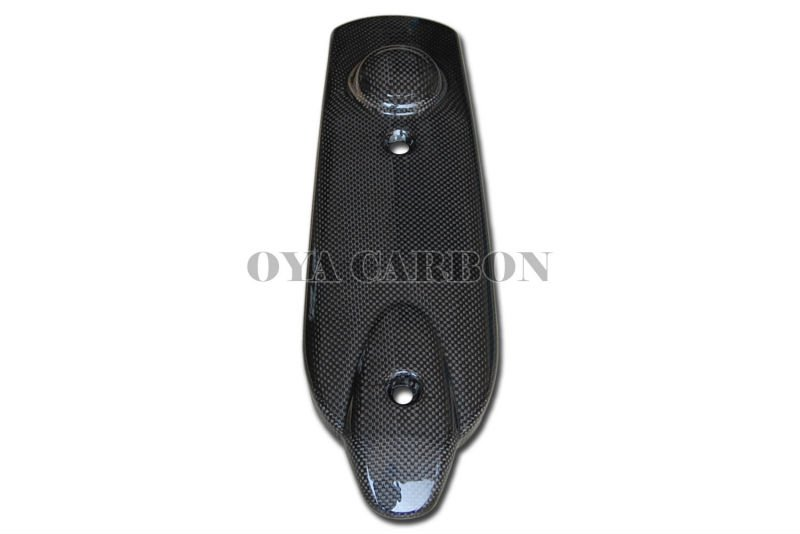 Carbon fiber Fork Cover for Yamaha Tmax 500