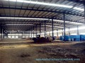 Pre-build economical easy assembled industrial warehouses