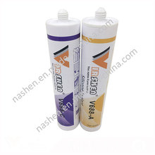 High Performance RTV Acetic Silicone Anti-Fungal Sealant