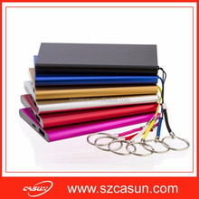 wholesale promotional gift power bank charger for samsung S6 & iphone 6