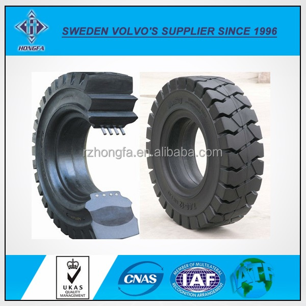 Professional TR Pattern Forklift Tyre Wheel