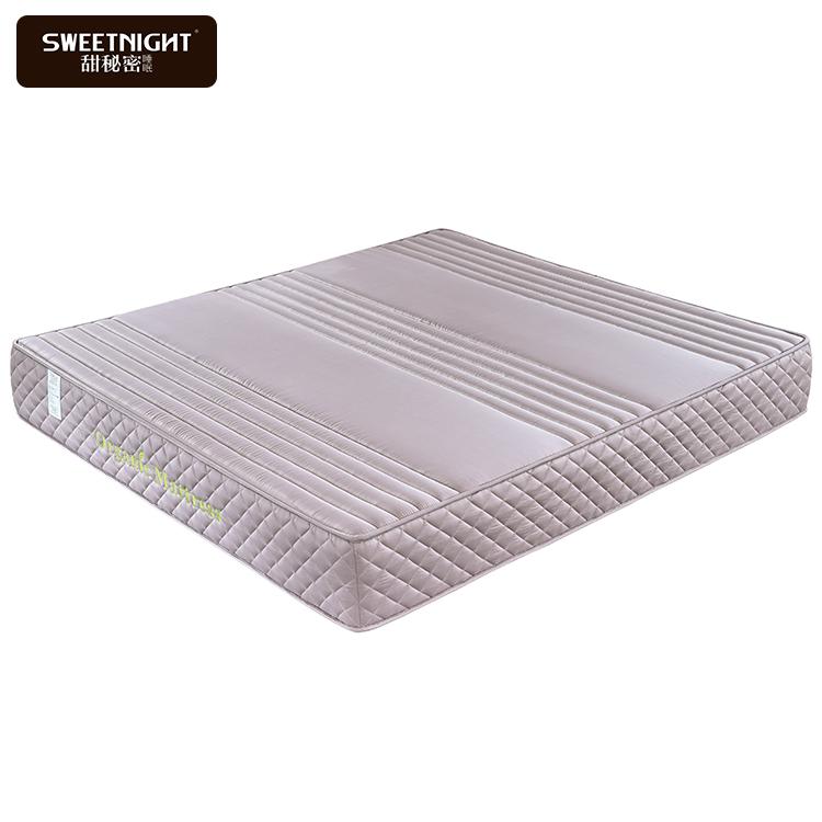 Wholesale malaysia tencel fabric compress pack mattress pad topper - Jozy Mattress | Jozy.net