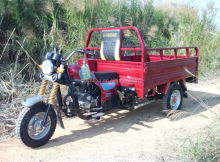 Reliable supplier quality assured 200cc three wheel cargo truck trike motorcycle