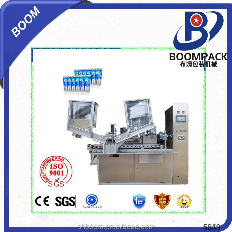 China manufacturer cream packaging equipment for chemical,medical phamaceutical