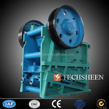 TECHSHEEN Hot Sale Hydraulic Adjusting Stone Jaw Crusher