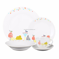 Factory directly supply dinner set dinnerware