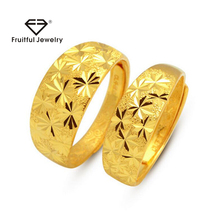 Fashion Accessories Simple Golden wedding <strong>ring</strong> for men and women Mid Knuckle star Adjustable <strong>Rings</strong>
