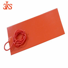 Hot sale silicone rubber heater 3D printer China supplier beads for heating pad