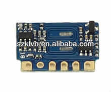 High Sensitivity Wireless RF Remote Control Audio Receiver Circuit Board 433mhz (KL-CW05)