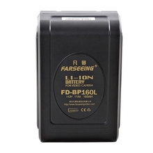 Factory Supply Professional V Mount Li-ion Battery BP160L 11100mAh For Video Camcorder