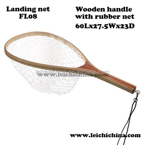 Cheap extra long handle fishing landing net buy long for Long handle fishing net