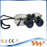 anti-fog and scratch-resistance flexible plastic magnifier 2015