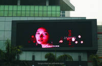 3 years warranty full color P16 outdoor led billboard