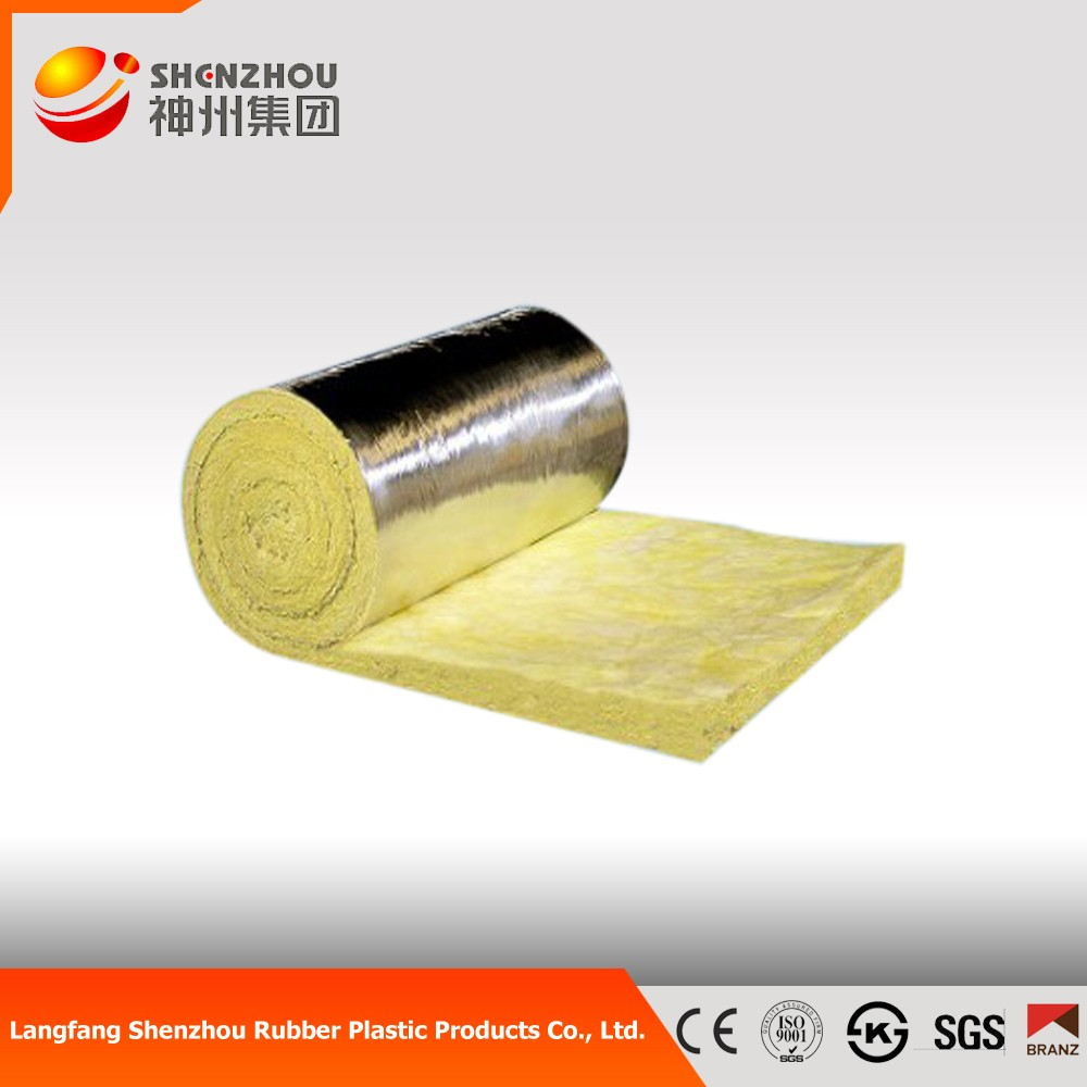 Fireproof Rockwool Insulation Blanket Price Made In China