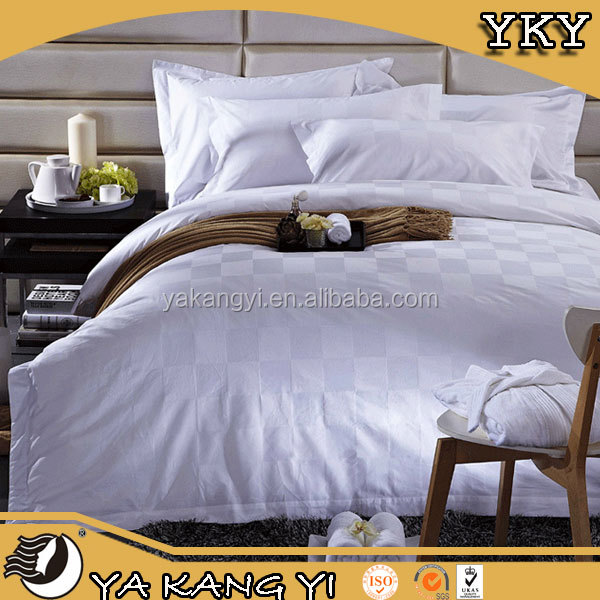 100% Cotton 5 Star Hotel Bedding Sets