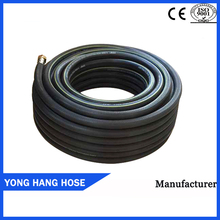 Black expandable PVC hose