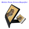 Factory directly 8.2 Inch plastic mobile phone stand enlarged screen