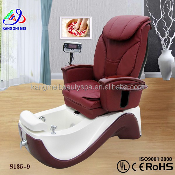 spa pedicure chair and nail supply / foot pedicure spa chair S135-9