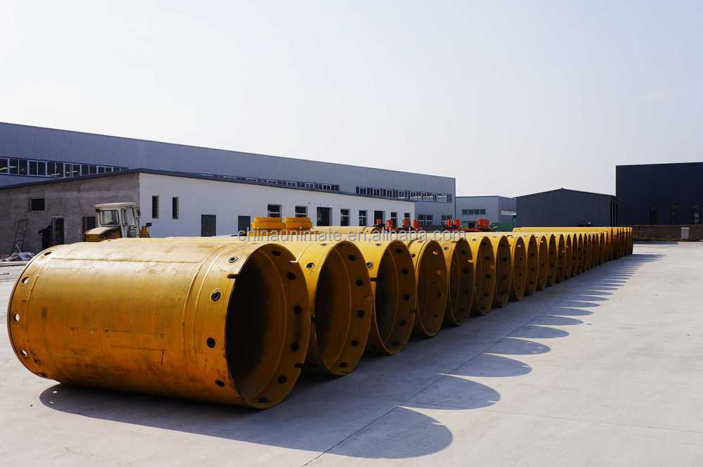 ISO9001 Certified Factory Universal Drill casing Tube, Casing Pipe Drilling