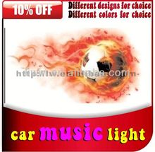 50% discount music sensitive led panel music bars led cube music control dm led pi el light for benz a200 auto