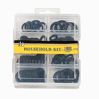 High Technology 130PCS Assorted Rubber Washers Kit Made in China