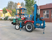 Deep wells water well drilling rig borehole drilling machine price