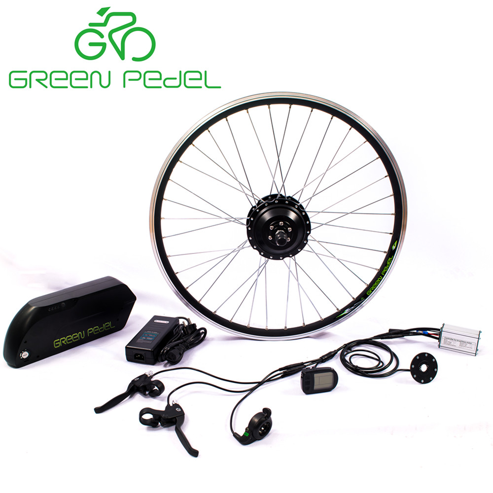 Greenpedel 36v 250w 350w electric tricycle bike conversion kit