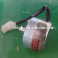 Rotary Solenoid for Safety engineering and building technology ;Reversing rotary solenoids 45 -90degree ,www.dernfu.cn
