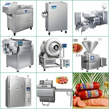 Best price sausage making production equipments
