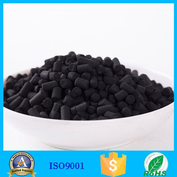 Ethylene desalted water packing activated carbon