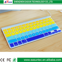 Cover for macbook keyboard, OEM silicone keyboard cover