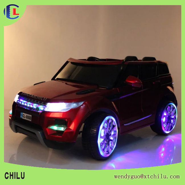 Fashion Kids Electric Car with Music and Lights(factory)