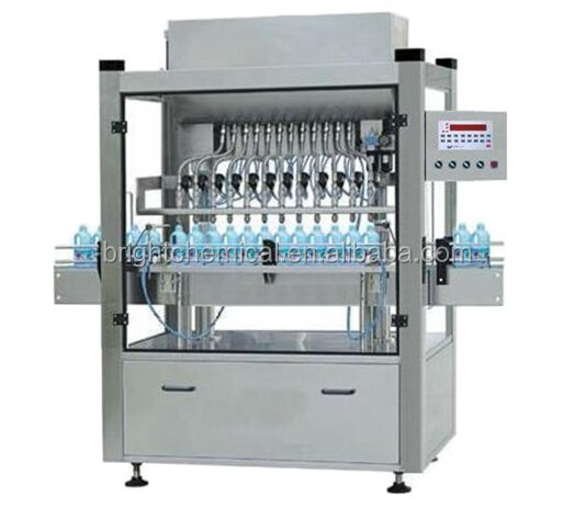 bottle water filling machine bottle filling capping and labeling machine automatic capsule filling machine