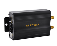 GPS vehicle / car / truck tracker with android and ios Apps