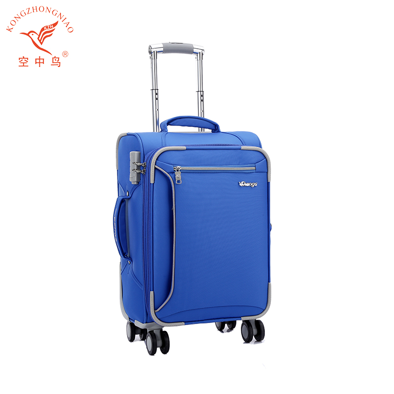 Fashion Design Waterproof Business Trolley Luggage Suitcase Bags