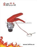 dry chemical powder fire extinguisher valve