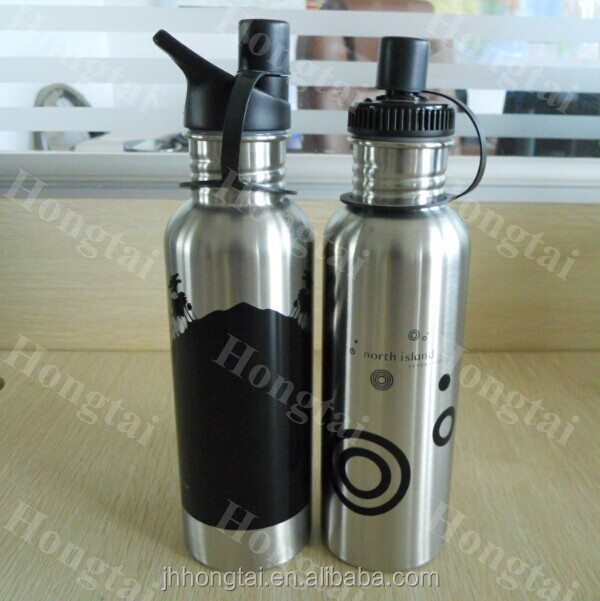 500 ml /550 ml /700 ml Solid stainless steel sports bottle ,water jug , stainless steel bottle for sale