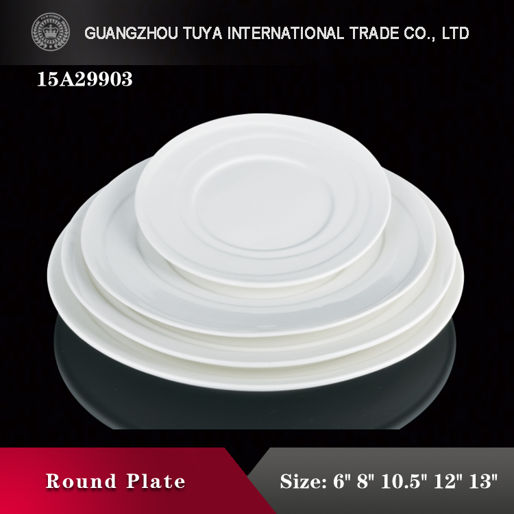 Special dinner main plates ceramic sushi plates fruit plates