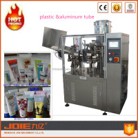 JOIE Automatic Grade Metal Tube Seal Fill Equipment Medical Ointment Sealing And Filling Machine