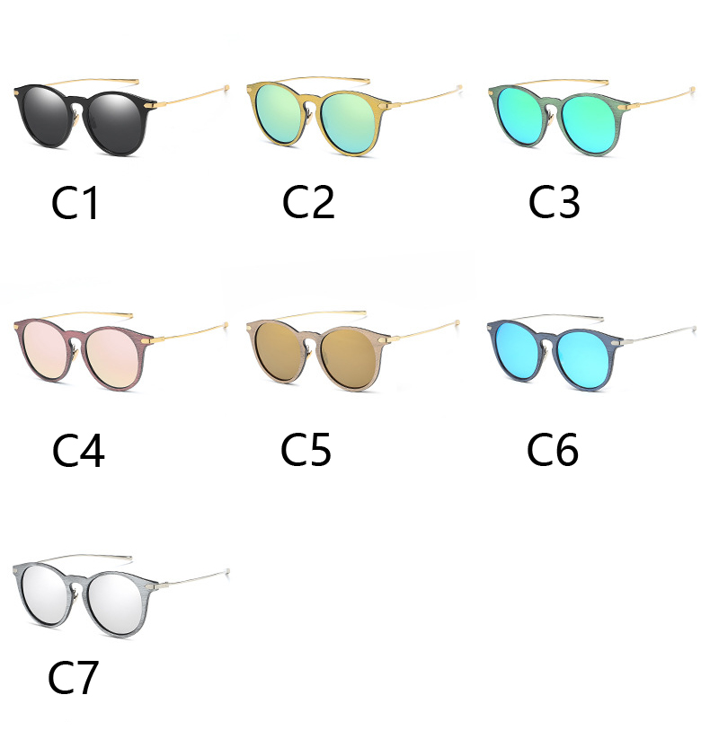 Pro Acme UV400 protection hard resin lens fashion women sunglasses PA026