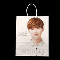 Popular Design Modern customized paper shopping bag