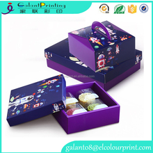 Food boxes printing for packaging baked goods,cartoon box making